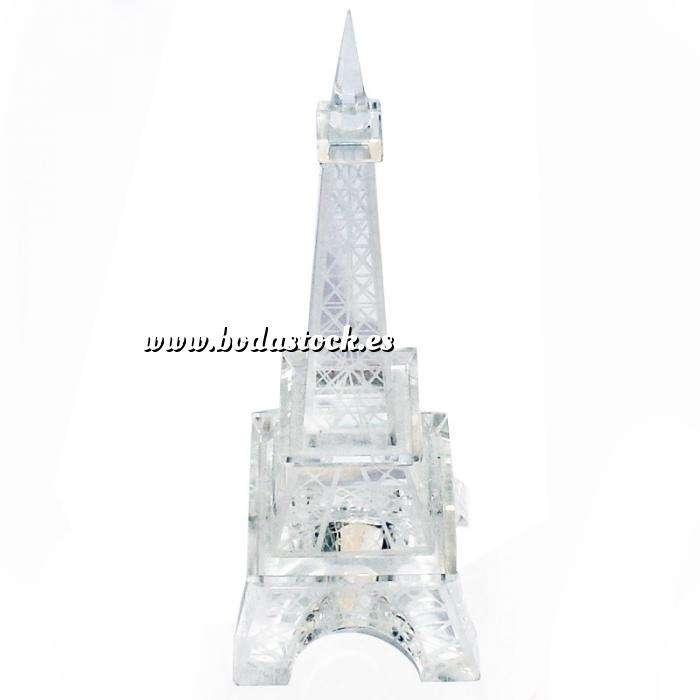 Imagen Marcos y decoración Torre Eiffel cristal (Últimas Unidades)