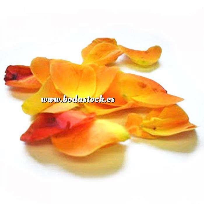 Imagen Pétalos Pétalos Naranjas bolsa 240 Uds. comprimidos