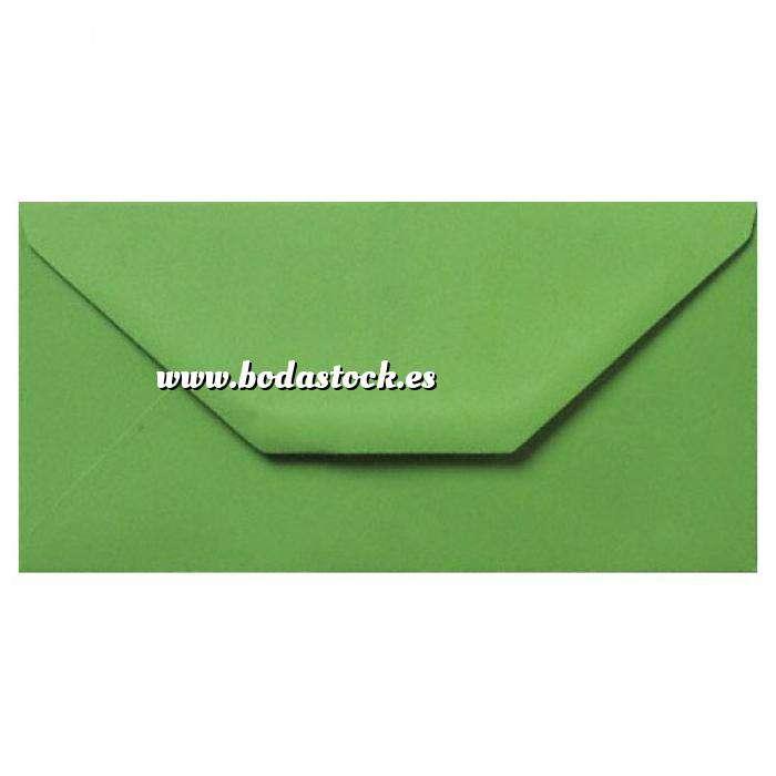 Imagen Sobre Americano DL 110x220 Sobre verde DL - Verde Helecho (VT19DL)
