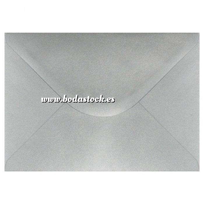 Imagen Sobres C5 - 160x220 Sobre Plata c5 Metálico