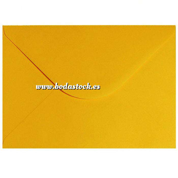 Imagen Sobres C5 - 160x220 Sobre naranja suave c5