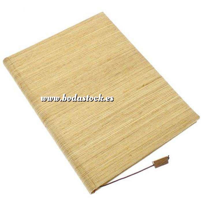 Imagen Textura Libro de firmas Novosisal BEIGE