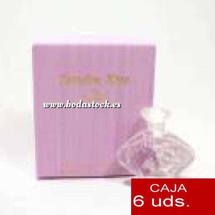 Imagen -Mini Perfumes Mujer Tendre Kiss Eau de Parfum by Lalique 4,5ml. Pack 6 unidades