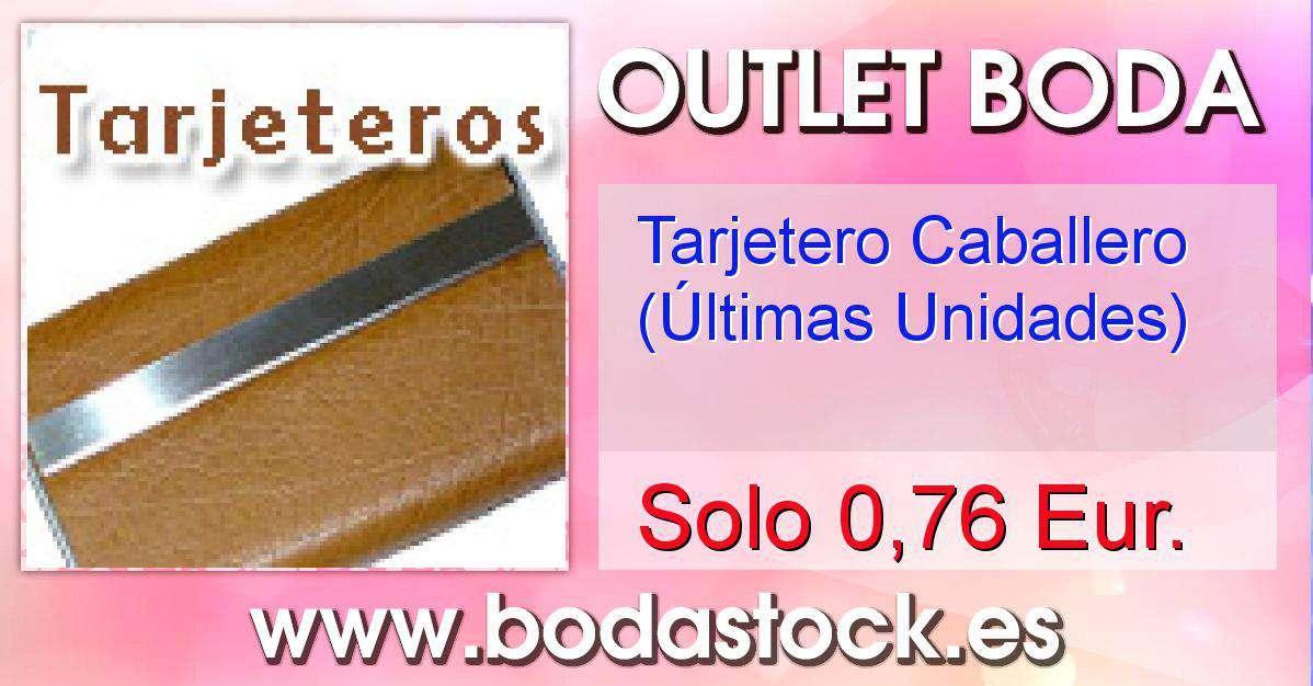 25692204c Tarjetero Caballero (Últimas Unidades)