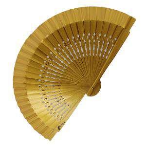 Abanico Calado 16 cm - Abanico Calado 16 cm Dorado (Últimas Unidades)
