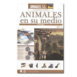 Animales S.L. - DVD Animales S.L. - Animales en su medio (Últimas Unidades)