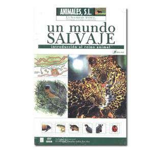 Animales S.L. - DVD Animales S.L. - Un mundo salvaje (Ultimas Unidades)