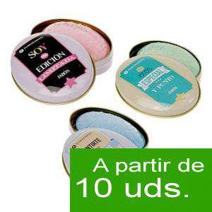 Baño y aromas - Jabón en lata Mensajes (Últimas Unidades)