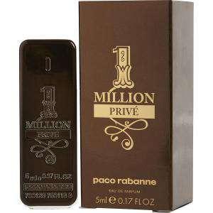 Mini Perfumes Hombre - One Million Prive EDP by Paco Rabanne 5ml. (Últimas Unidades)