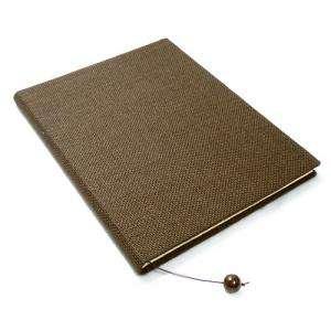 Rafia - Libro de firmas SACO marrón