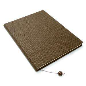 Imagen Rafia Libro de firmas SACO marrón (Últimas Unidades)