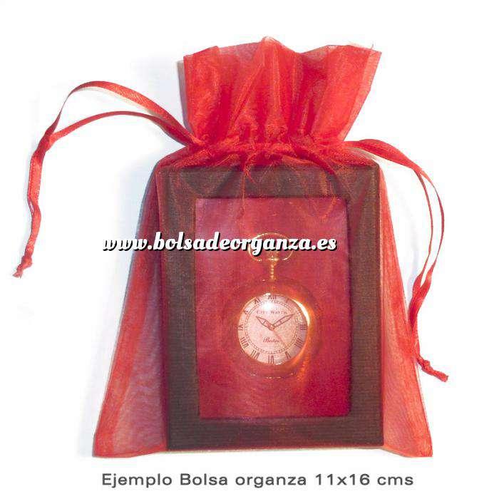 75438e239 Medidas Bolsas de organza Bolsa de Organza tamaño 11x16