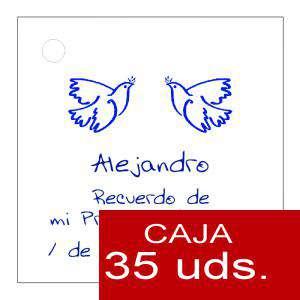 Etiquetas impresas - Etiqueta Modelo A21 (Paquete de 35 etiquetas 4x4)