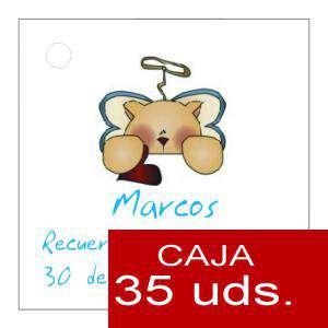 Etiquetas impresas - Etiqueta Modelo E23 (Paquete de 35 etiquetas 4x4)