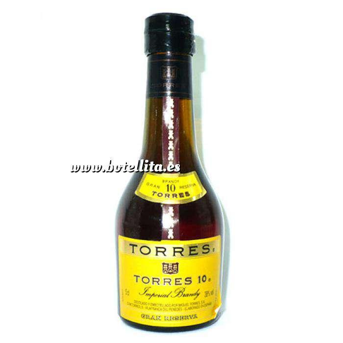 Imagen Coñac Coñac Torres 10 brandy 5cl