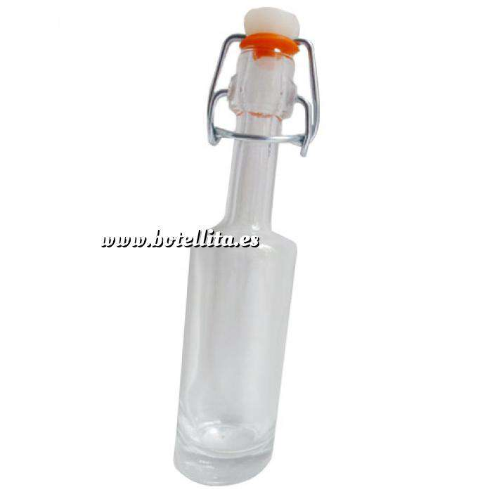 Imagen Frascas y Tarros VACÍOS Minibotellita Cristal Vacia ITACA 40 ml (ULTIMA UD) (Últimas Unidades)