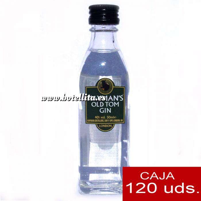 Imagen Ginebra Ginebra Gin Hayman´s Old Tom CAJA DE 120 UDS