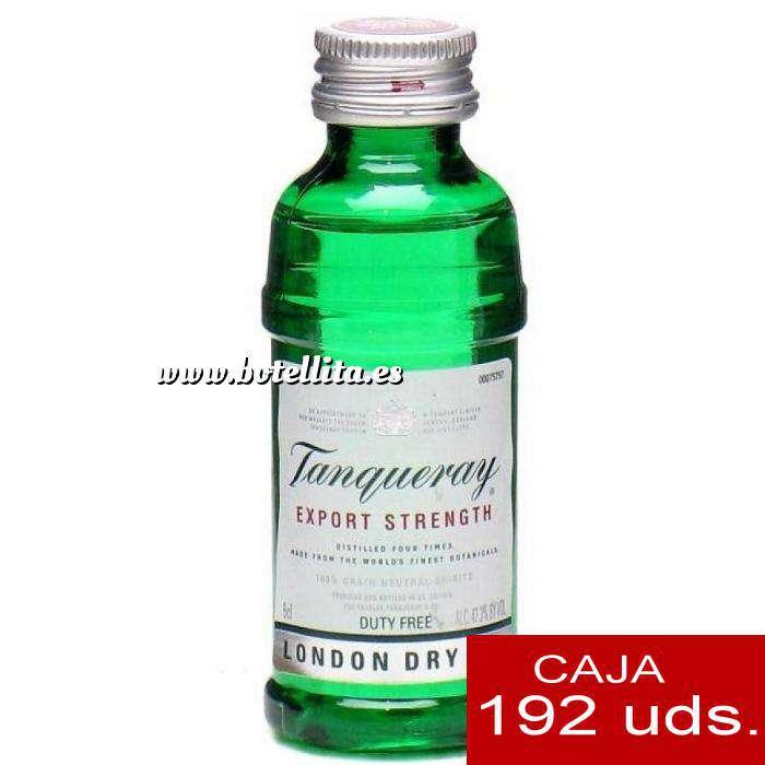 Imagen Ginebra Ginebra Tanqueray - Export Strength - CAJA DE 192 UDS