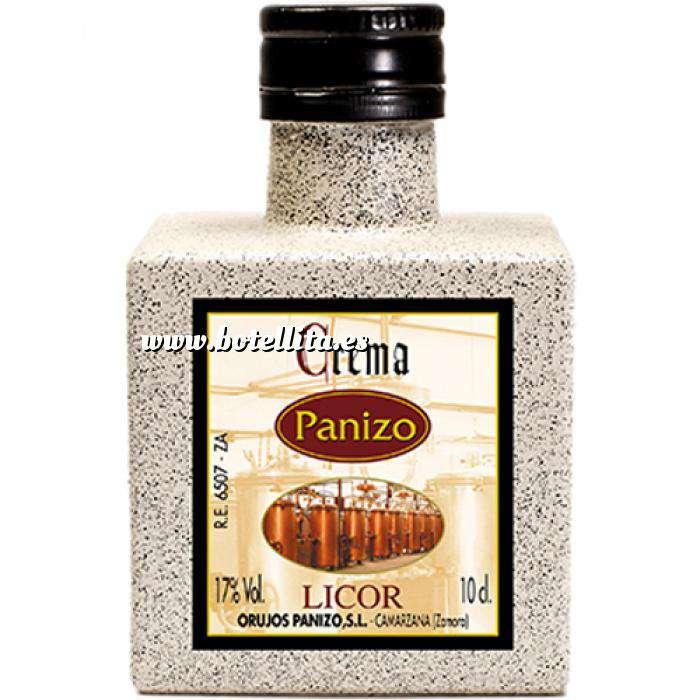 Imagen Licores, Orujos y Crema Mini Crema de Orujo Panizo 10cl