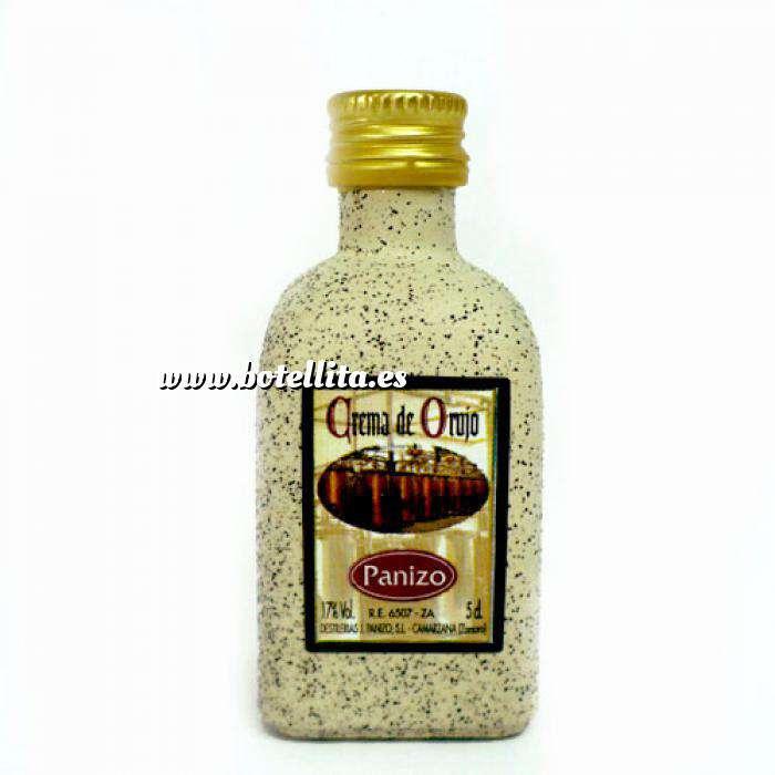 Imagen Licores, Orujos y Crema Mini Crema de Orujo Panizo 5cl