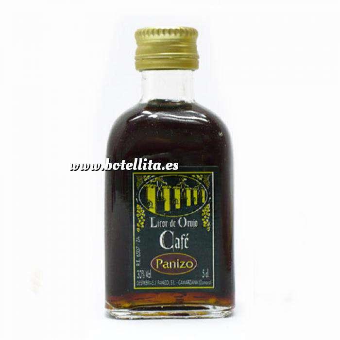 Imagen Licores, Orujos y Crema Mini Licor de Café Panizo 5cl