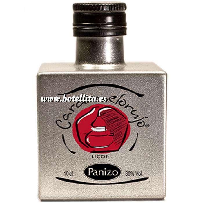 Imagen Licores, Orujos y Crema Mini licor de caramelo Panizo 10cl