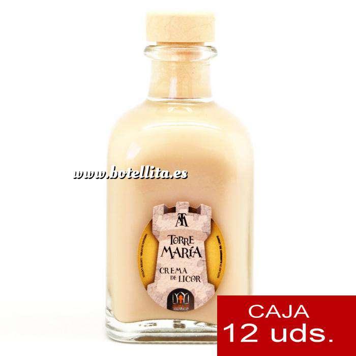 Imagen Licores, orujos y crema Crema de licor Torre María FRASCA 100 - CAJA DE 12 UDS