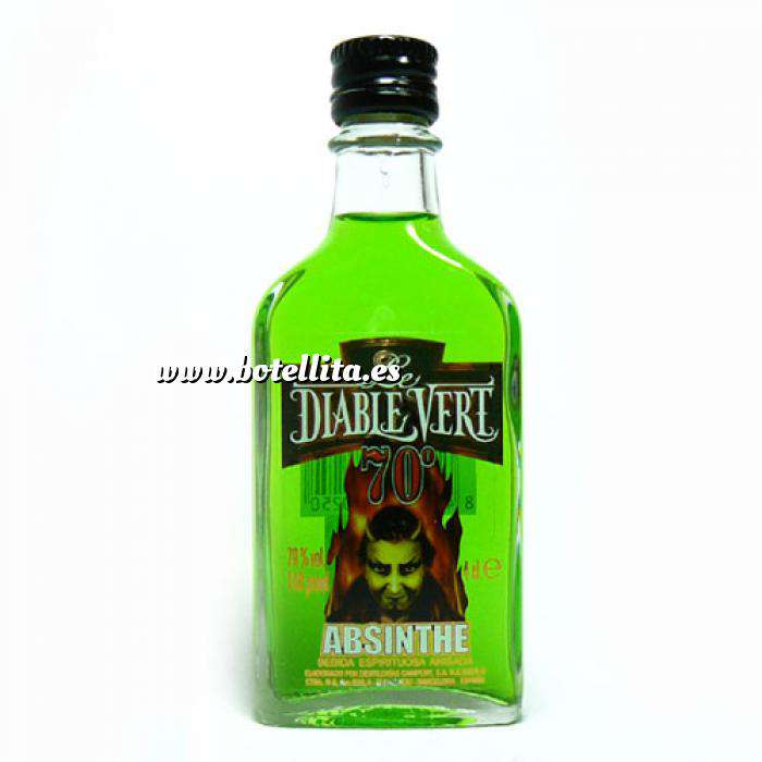 Imagen Otros Absenta 70 Verde - Le Diable Rouge 4cl