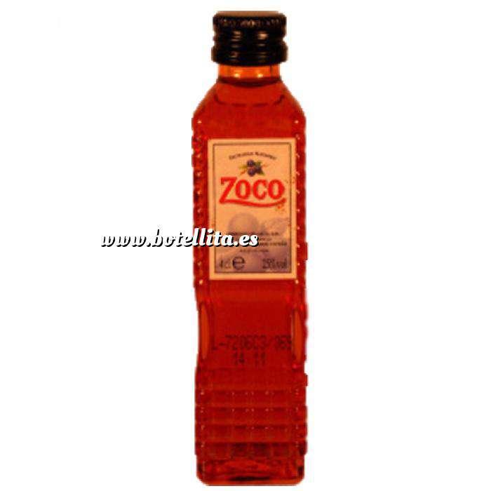 Imagen Pacharán Pacharan Zoco 4cl