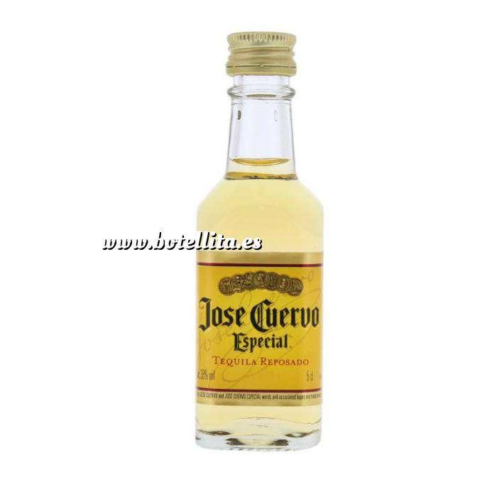 Imagen Tequila Tequila Jose Cuervo Especial TEQUILA REPOSADO 5cl