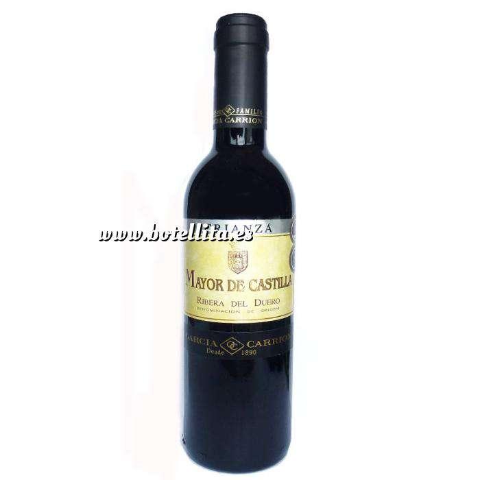 Imagen Vino Vino Mayor de Castilla crianza 37.5 cl UDS SUELTAS