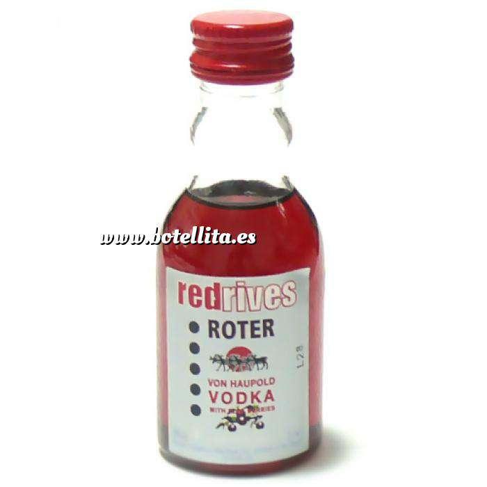 Imagen Vodka Vodka Red Rives 5cl