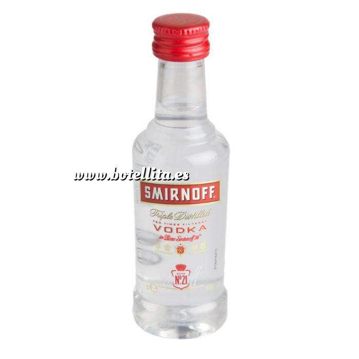 Imagen Vodka Vodka Smirnoff 5cl