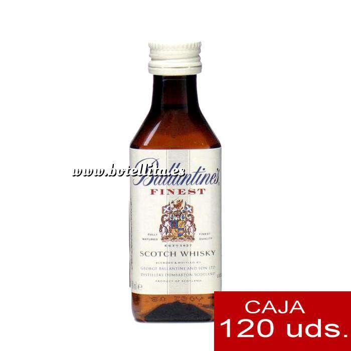 Imagen Whisky Whisky Ballantines Finest 5cl CAJA DE 120 UDS