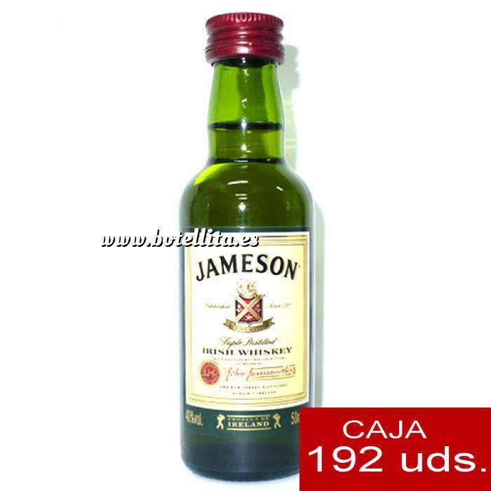 Imagen Whisky Whisky Jameson CAJA DE 192 UDS