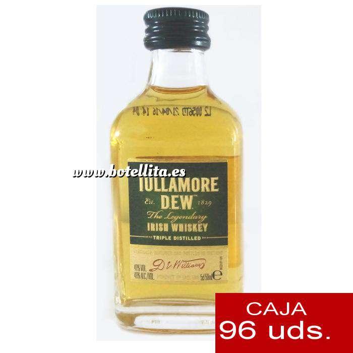 Imagen Whisky Whisky Tullamore Dew CAJA DE 96 UDS 5cl
