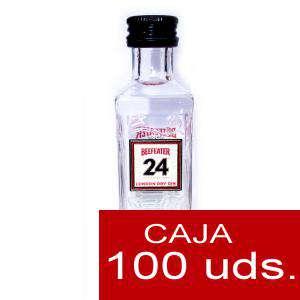 Ginebra - Ginebra Beefeater 24 5cl CAJA DE 100 UDS