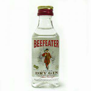 Ginebra - Ginebra Beefeater 5cl