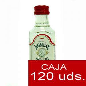 Ginebra - Ginebra Bombay Dry Gin CAJA DE 120 UDS