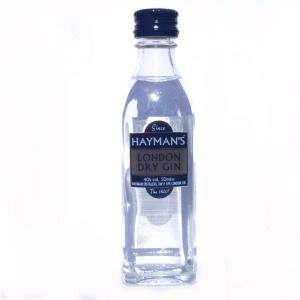 Ginebra - Ginebra Gin Hayman´s London Dry Gin 5cl