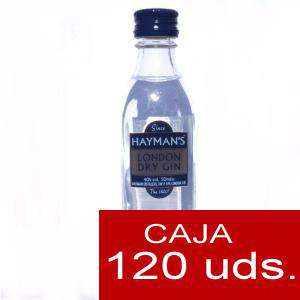 Ginebra - Ginebra Gin Hayman´s London Dry Gin 7cl CAJA DE 120 UDS