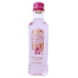 Ginebra - Ginebra Larios Rosé Mediterránea (Premium Gin) 5cl