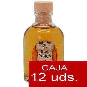 Licores, orujos y crema - Licor de Caramelo ROCÍO 50 (Torre María) - CAJA DE 12 UDS