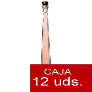 Licores, orujos y crema - Licor de Fresa Villa Lucía PIRÁMIDE-EDU 10 cl. CAJA DE 12 UDS (Últimas Unidades)