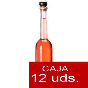Licores, orujos y crema - Licor de Fresa Villa Lucía SORGENTE 10 cl. CAJA DE 12 UDS (Últimas Unidades)