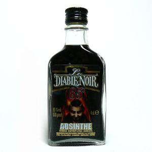 Otros - Absenta 85 Negro - Le Diable Rouge 4cl