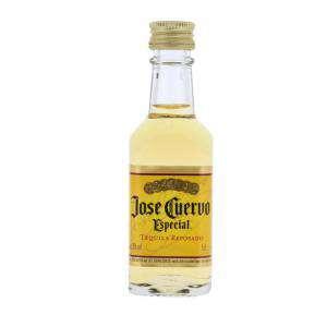 Tequila - Tequila Jose Cuervo Especial TEQUILA REPOSADO 5cl (Últimas Unidades)