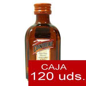 Varios - Cointreau 5cl CAJA DE 120 UDS