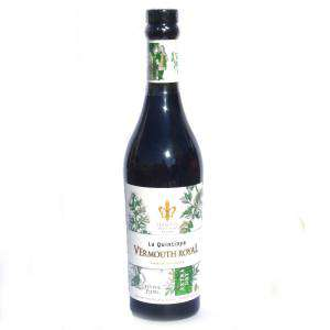 Vermouth - Vermouth Royal extra seco 37,5cl