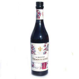 Vermouth - Vermouth Royal rouge 37,5cl